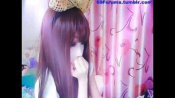asian scorching female web cam