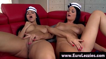 Lesbian babes oral and fingering