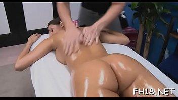 oil rubdown porno