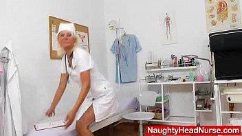 nice wifey nurse plays plus the.