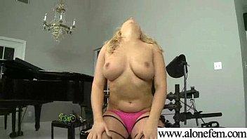 pervert inexperienced female tuck playthings in her twat vid-17