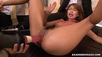 intercourse marionette brushed on her gash waxed and toyed