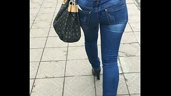 cum on hot ass nice girl