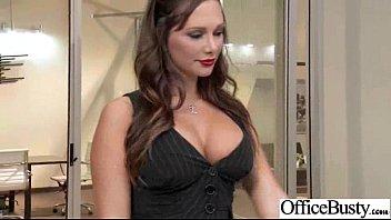 Hard Banged In Office A Real Slut Big Tits Girl (destiny dixon) video-15