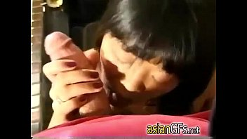 inexperienced japanese lush teenage blowjob on.