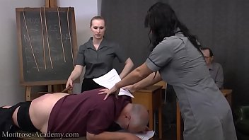 Punishment school spanking
