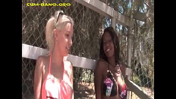 ebony female prepped to deepthroat milky.