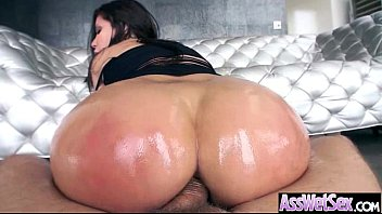 Bang Deep In Ass On Cam A Slut Curvy Big Butt Girl (aleksa nicole) clip-03