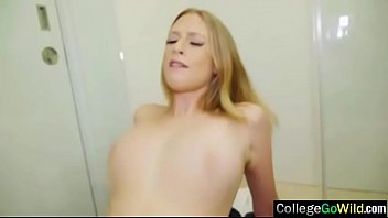 Real Slut College Girls (anya &amp_ amsel) Love Hardcore Group Sex mov-10