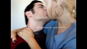 wes and taylor smooching part2 video6