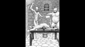dungeon space terrors violent extreme confine bondage sadism.