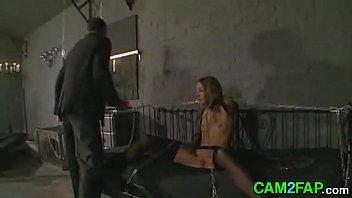 ash-blonde marionette free-for-all restrict bondage & discipline porno movie