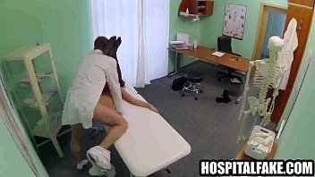 ebony-haired patient deepthroats rosy cigar fuckpole supplies vocal.