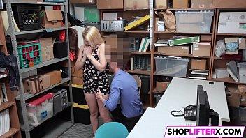lp officer surprising gal thief carmen
