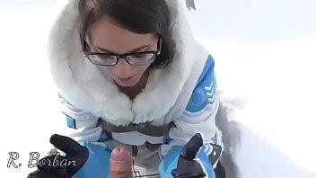 Boquete da Novinha na Neve - Video Completo: http://zipansion.com/Lchn