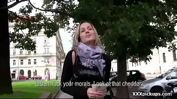 Teen Euro Babe Fucked In Public By Horny Tourist For A Few Euros 09