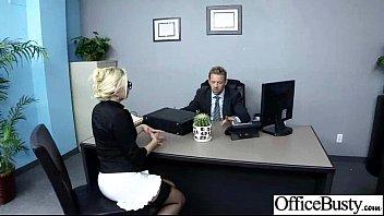 humungous boob mounds employee lady romps in office tweak-09