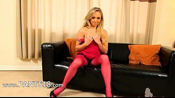 rosy nylon and stocking is my.