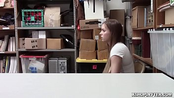 magnificent tender voiced shoplyfter poked