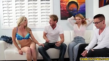 step stepbro boinking alina west from her snatch doggystyle