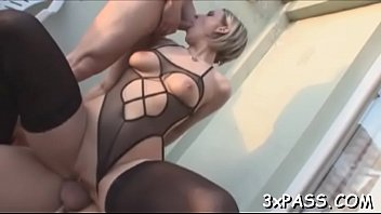 Stare at two bisex black fellows and their sexy girlfriend