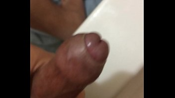uncircumsised cock big cum shot