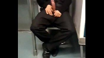 vergon en el metro