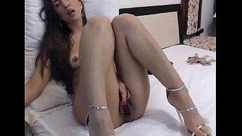 Teen Amateur Masturbation on  Webcam- See more here sexycams24.eu