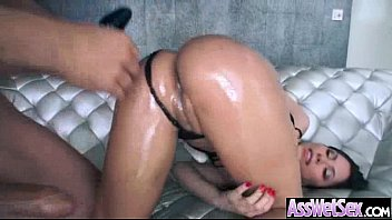 (aleksa nicole) Big Wet Round Ass Girl Like Dep Anal Sex video-03