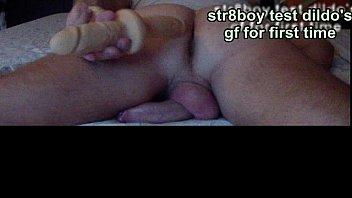 str8 boy test dildo039_s gf for.