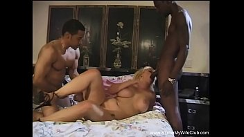 interracial hotwife threeway quest for wifey