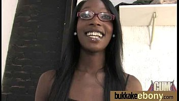 interracial groups hump with ebony lady and milky.
