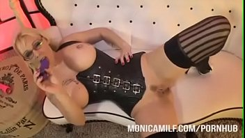 Sexy Busty MILF Webcam