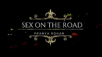 Desi Wife Pranya Screaming and Abusing Loud on open road while fucking by Couple Friend Hubby - Bad Video/Hindi Audio/Desi Gaali