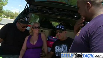 (dee siren) Gorgeous Milf Suck Lick And Bang Monster Black Dick Stud movie-10