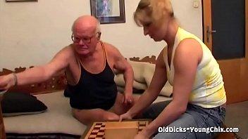 elderly boy wins some gash in.