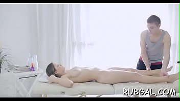 rubdown ejaculation sequences