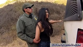 interracial cop and french three-way meaty-boobed brazilian floozie alejandra