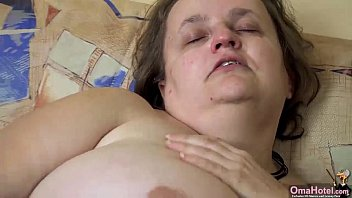 omahotel plus-size mature grannies tugging with.