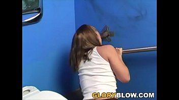 julie knight fellates monster spunk-shotgun -.