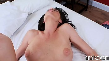 warm monstrous-chested cougar assfucked while being.