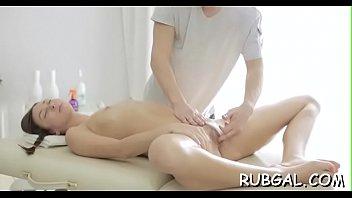 rubdown and poke