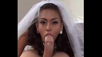 noiva engole antes do casamento
