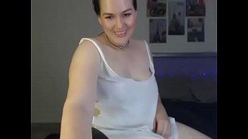 hermosa muestra su gran booty