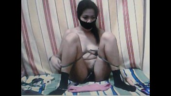 kidnapped hook-up victim almiera is toyed.
