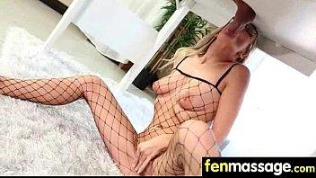 Babe Hottie Fires Fantasy Massage 19