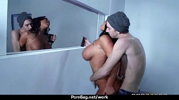 enormous-bap latina chief pummels employee039_s firm-shaft in office nine