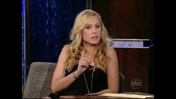 mr hollywood smashes kristen bell after her dialogue wish