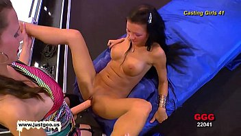 German Goo Girls - Huge Strap-on Lesbians