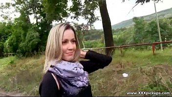Public Hardcore Sex - Sexy young babes fucked outside in public 09